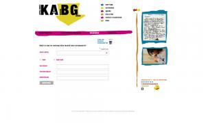 Karel Appel BG nieuwsbrief