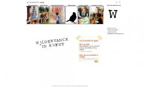 Wildervanck in Kunst home